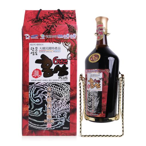 Nước hồng sâm đông trùng Kanghwa chai 3 lit
