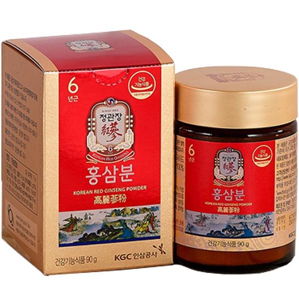 Viên hồng sâm chính phủ Cheong Kwan Jang tablet KGC lọ 90gr (180 viên)