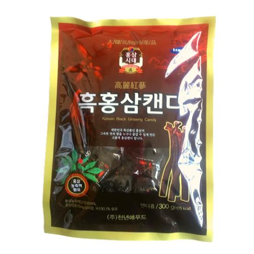 Kẹo hắc sâm Cheonnyeonae bịch 300g