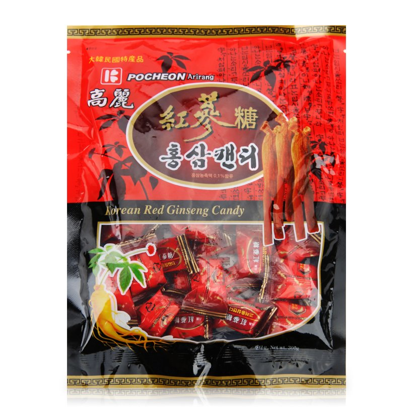 Kẹo hồng sâm Pocheon túi 300g