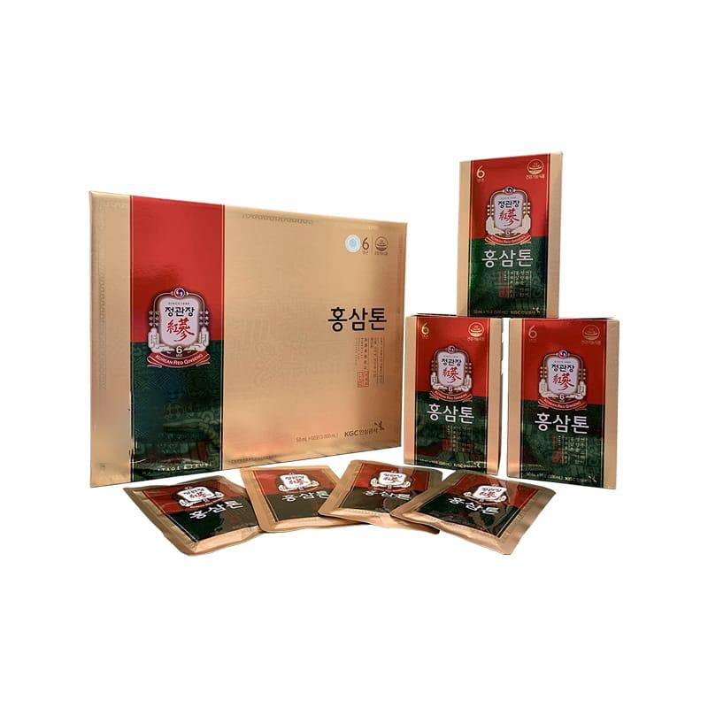 Nước hồng sâm KGC Tonic Oring Mild hộp 60 gói x 50ml