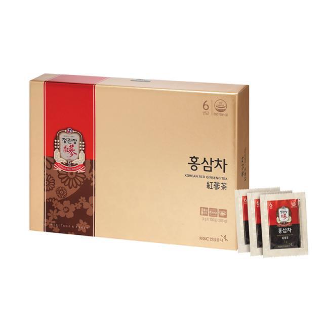 Trà hồng sâm KGC - Cheong Kwan Jang hộp 100 gói 300gr